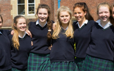 We teach Deaf awareness at The Maynard girls school