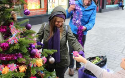 Princesshay Annual Christmas Tree competition