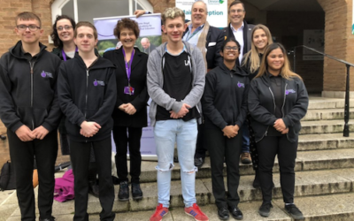 Students Campaign for Equality at Devon County Council Chambers