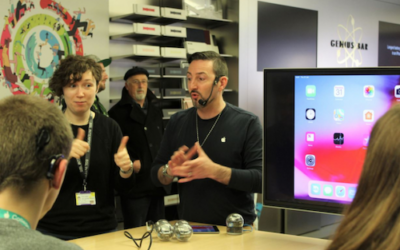 January Visit to the Apple Store