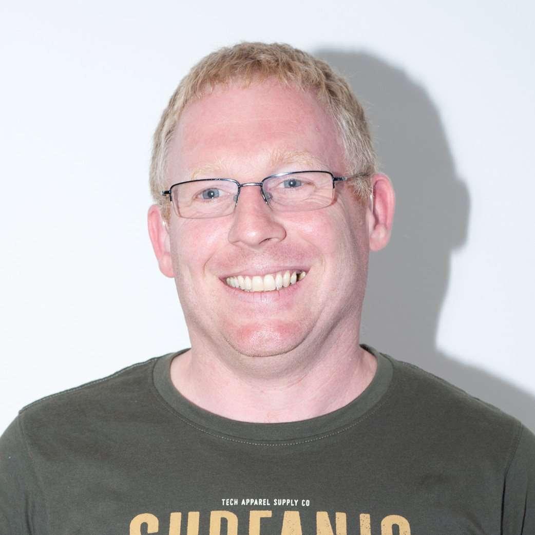 Darren Mckeown
