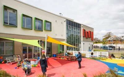 Academy recognised for learning and incredible building